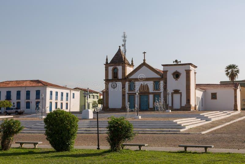 Oeiras, la première capitale de Piaui, Brésil photos stock