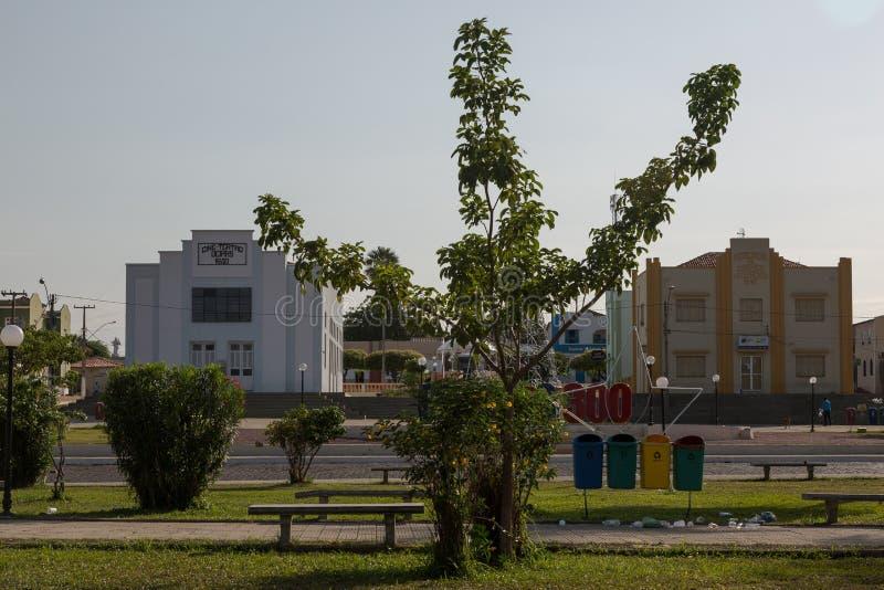 Oeiras, la prima capitale del Piaui, Brasile immagini stock