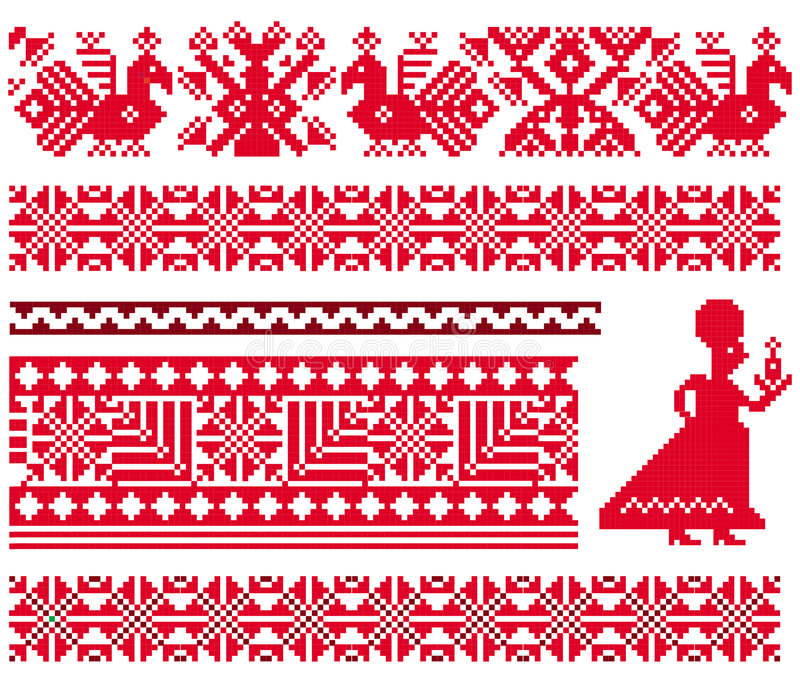 Oekraïens patroon