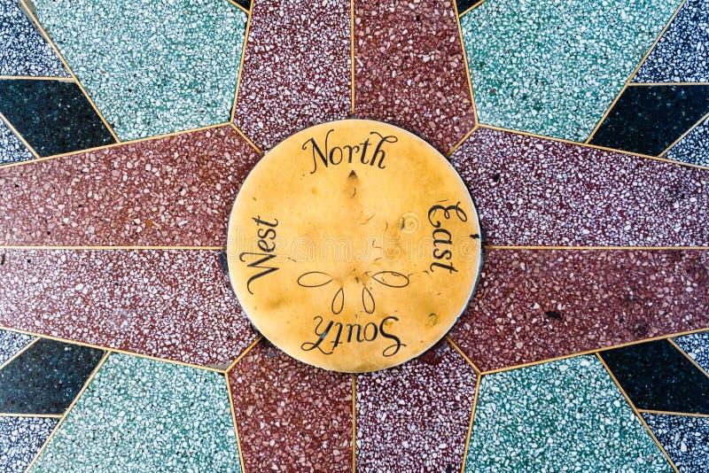 Oeste suroriental del norte fotografía de archivo
