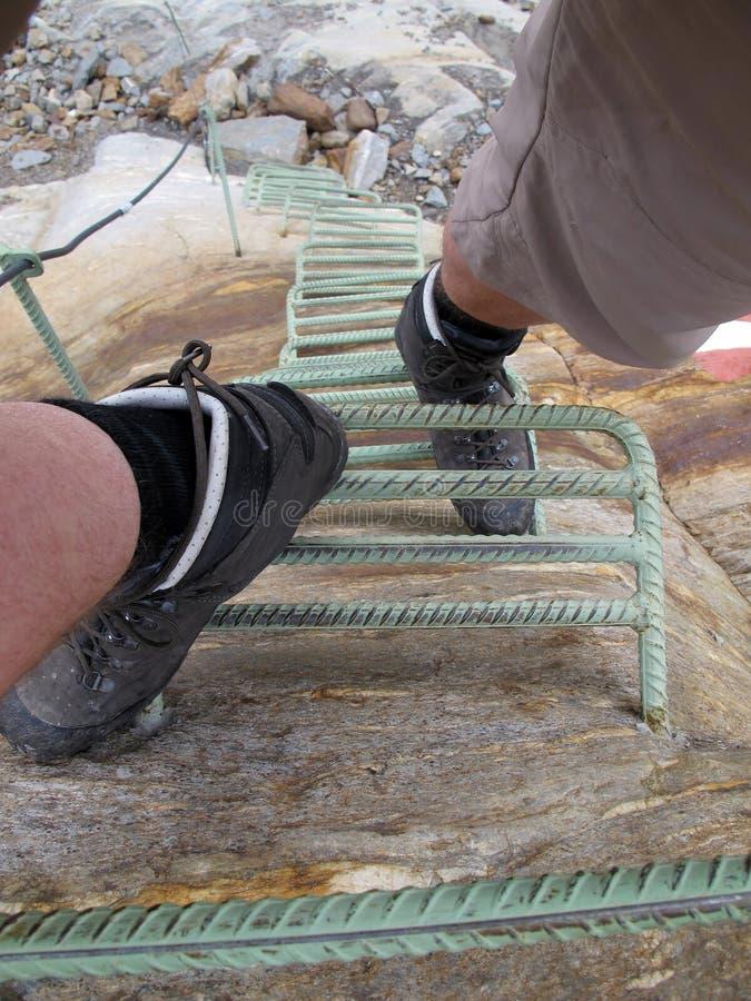 Download Oetztal: Steep path stock image. Image of glacier, path - 28751081