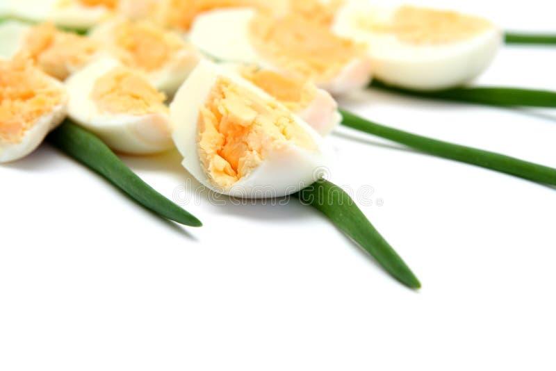 Download Oeuf image stock. Image du mangez, ciboulette, blanc, nourriture - 2135935