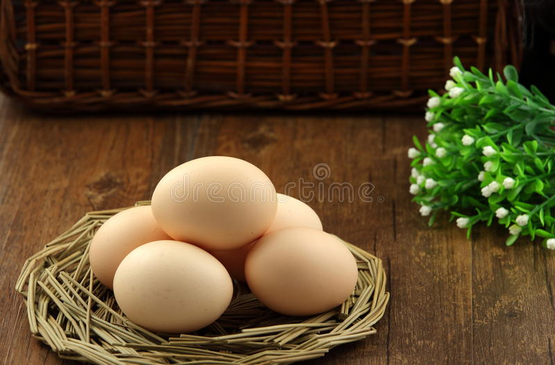 Oeuf photo stock
