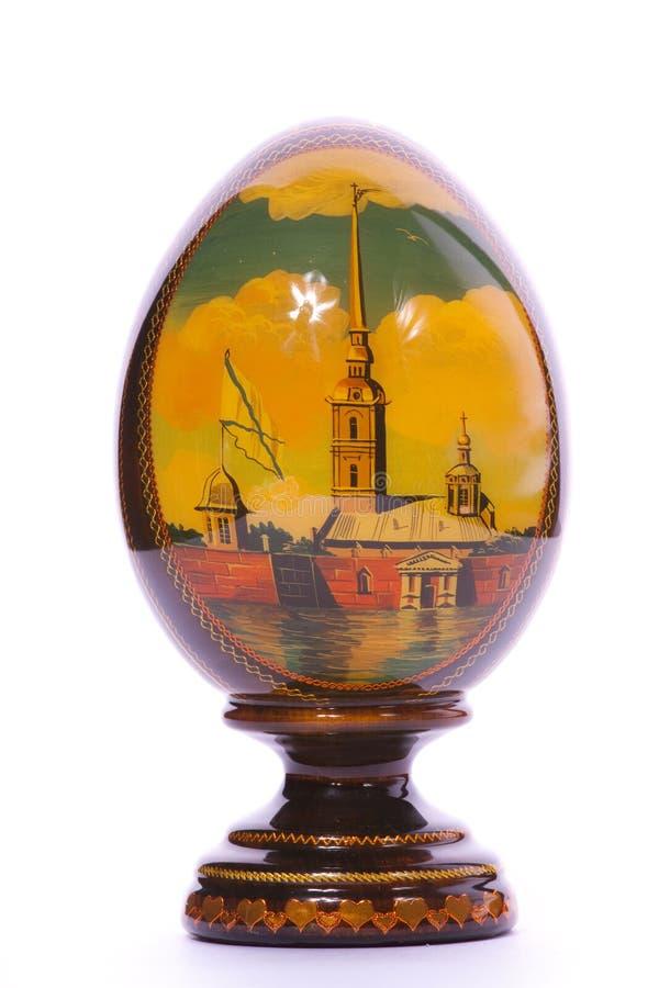 Oeuf de Faberge. photo libre de droits