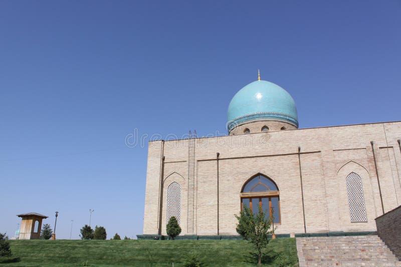 Oezbekistan Tashkent Historische complexe Madrasa royalty-vrije stock afbeeldingen