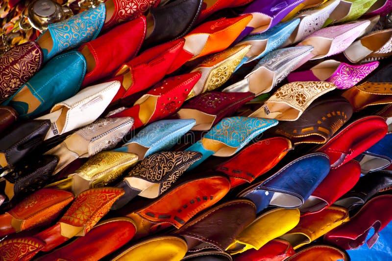 Ofícios de Marrocos fotos de stock