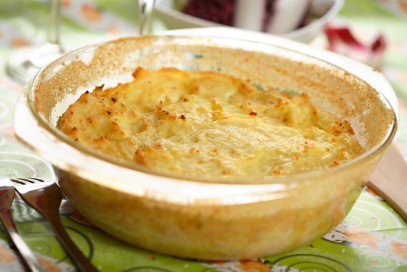 Ofenkartoffeln lizenzfreie stockfotografie
