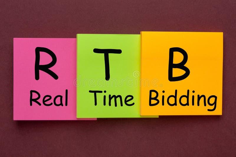 Oferecimento do tempo real fotografia de stock royalty free