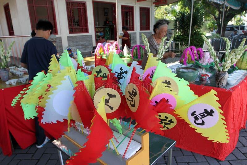 Ofertas chinesas foto de stock royalty free
