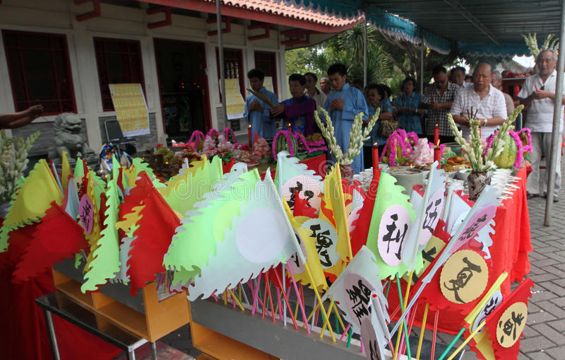 Ofertas chinesas imagens de stock royalty free