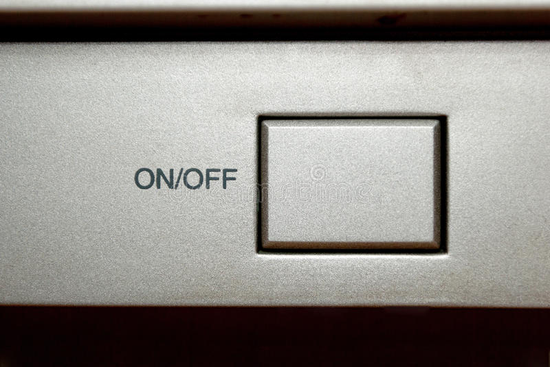 On Off Button Royalty Free Stock Image