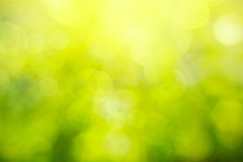 Off focus or blurred abstract background or bokeh. Green blurred abstract background or bokeh