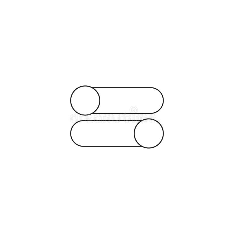 On Off Icon, Switch Symbol. Modern, Simple Flat Illustration For Web ...