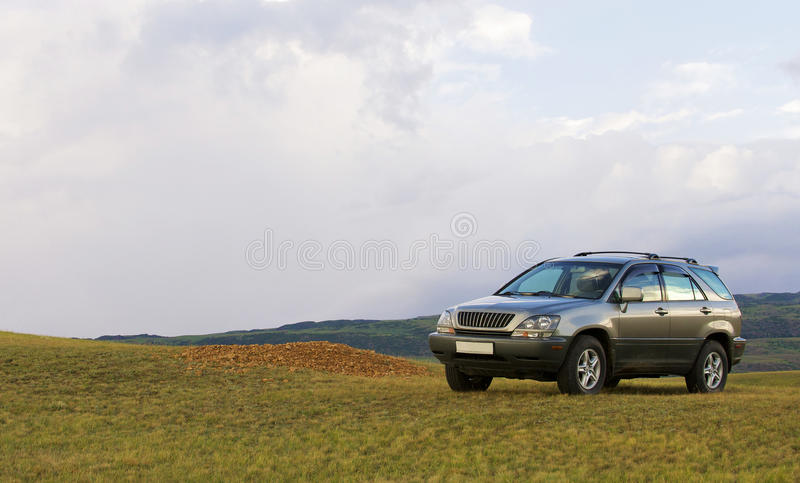 Download Off-road car stock image. Image of climate, freedom, asia - 10311811