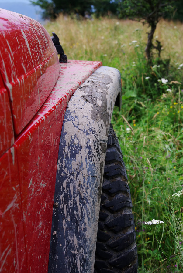 Download Off road car stock photo. Image of offroad, grass, dust - 5835094