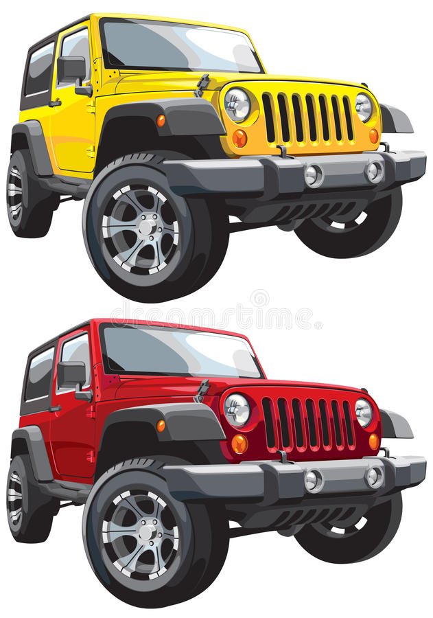 Free Off-road Jeep Stock Photos - 20359543