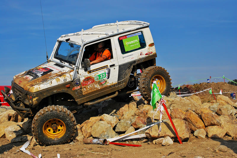 Download Off-Road Urban Competition 05 Editorial Photography - Image: 16037307
