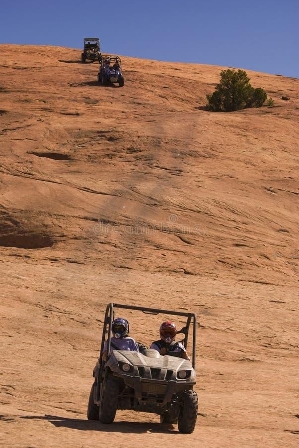Off-Roading en Utah photo libre de droits