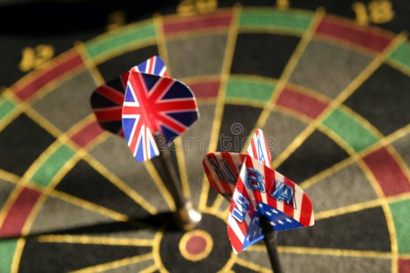 Download Off Target stock photo. Image of britain, darts, politics - 14228