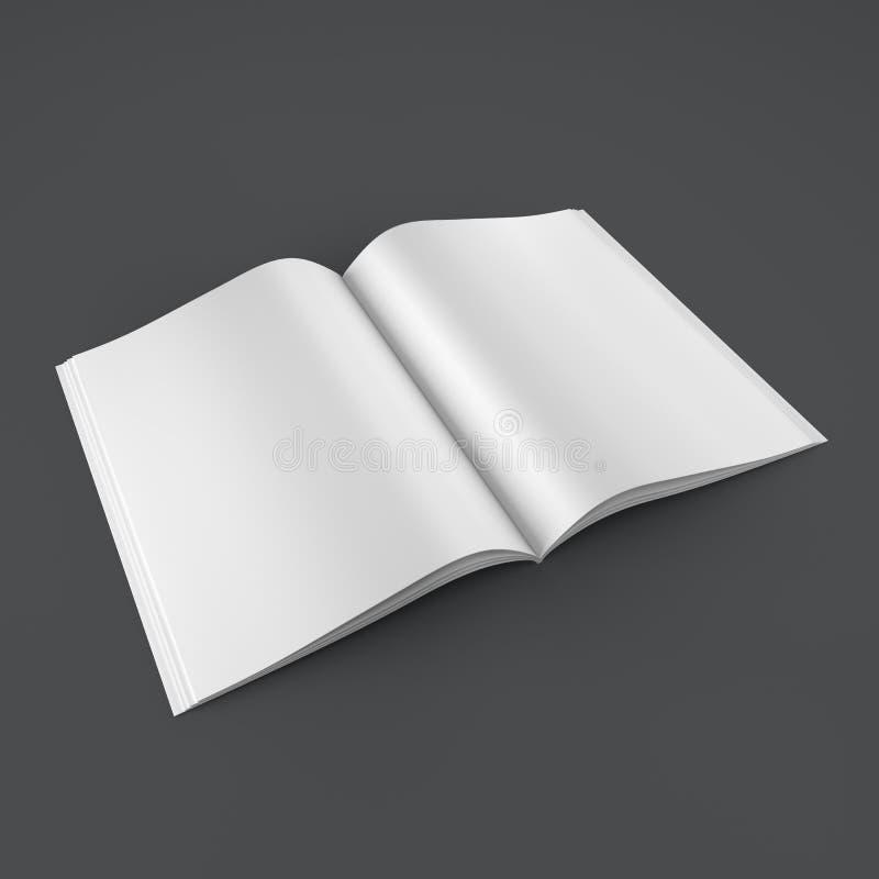 Offenes Buch lizenzfreie abbildung