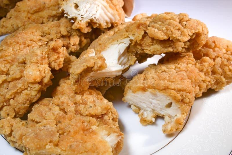 Offerte del pollo fotografie stock libere da diritti