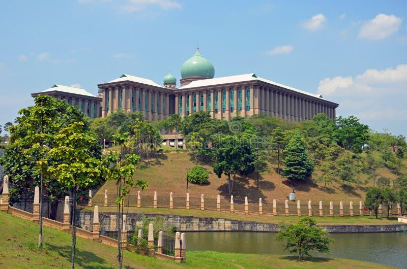 Offic malezyjski Pierwszorzędny Minister zdjęcia royalty free