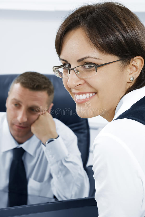 Download In office stock image. Image of collar, professional - 12506949