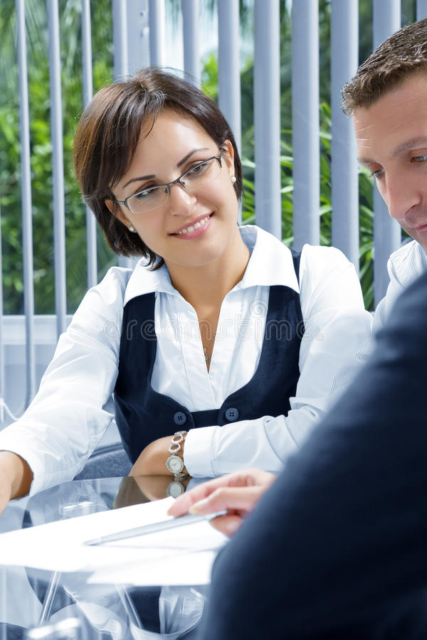 Download In office stock photo. Image of manager, concentrate - 12860626