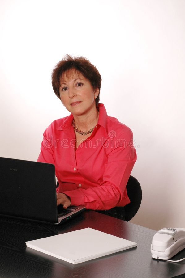 Office 2073. Office room for copy on background and paper model released 2073 stock photo