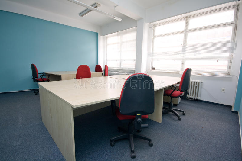 Download Office stock photo. Image of window, desk, chairs, carpet - 26784868