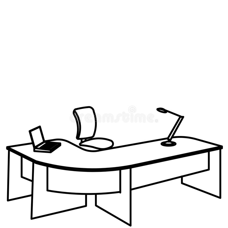 Download Office stock illustration. Image of office, ideas, employee - 8552699