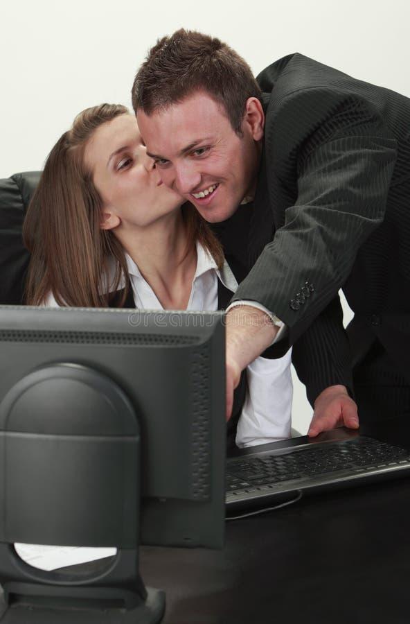 Office Affairs Stock Photos