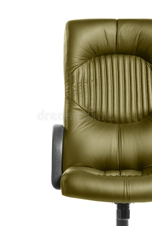 Office armchair royalty free stock photography
