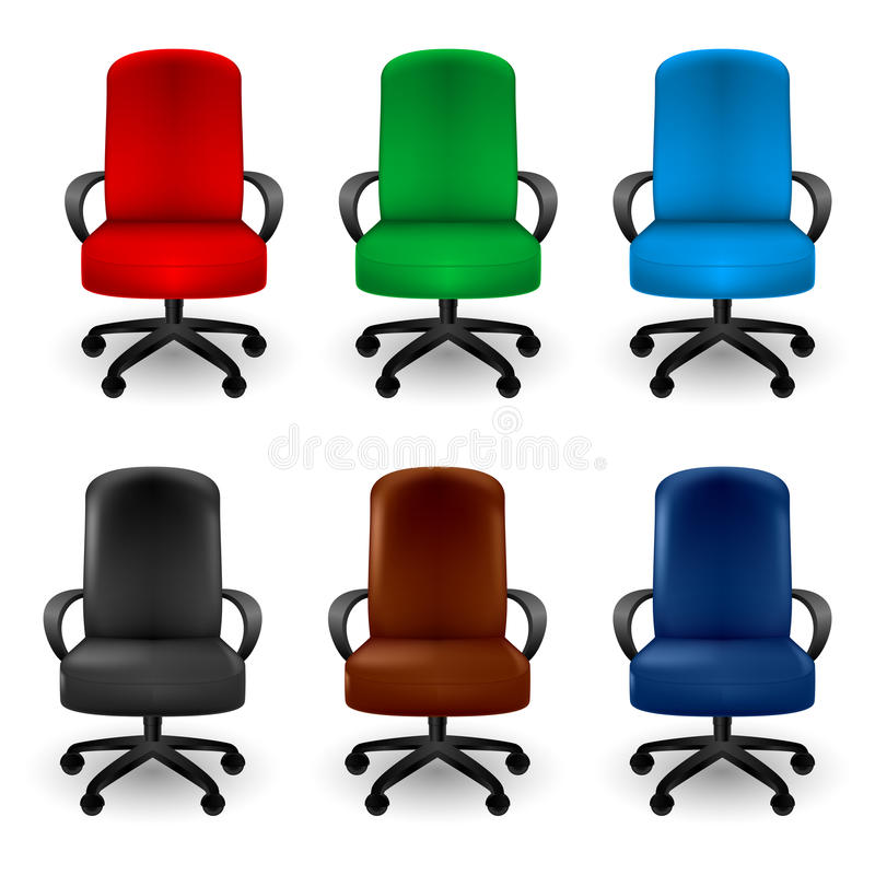 Download Office Armchairs Stock Photography - Image: 24295522