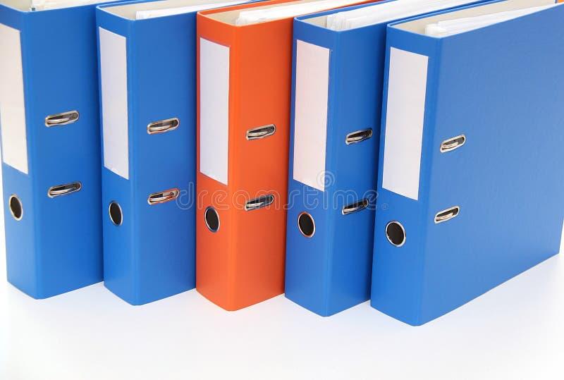 Office binder stock photos