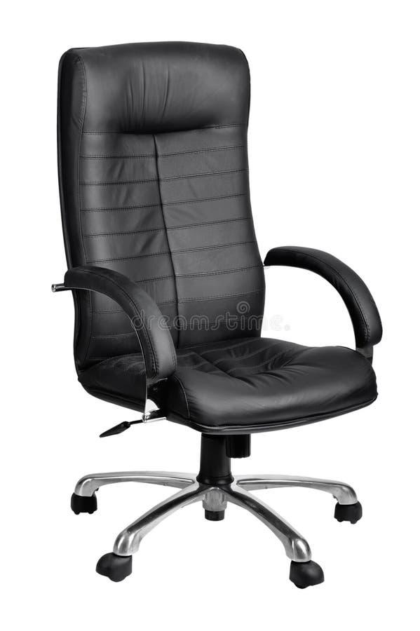 Office Black Armchair Royalty Free Stock Photo
