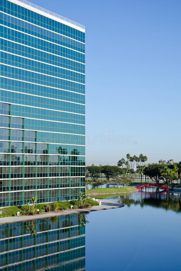 Free Office Building Stock Photography - 21869472