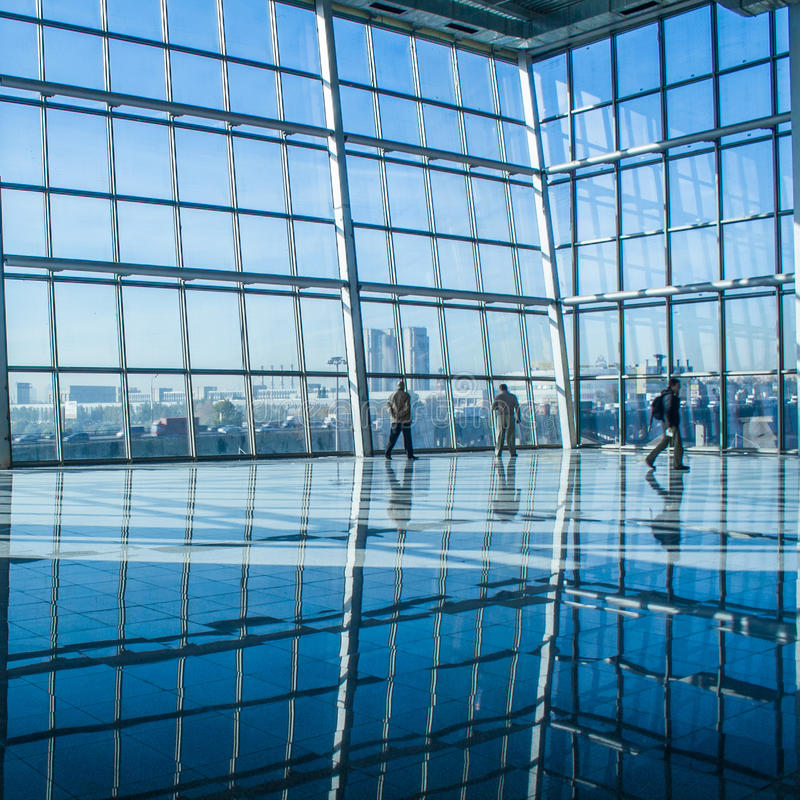 Download Office building stock image. Image of center, abstract - 25107533
