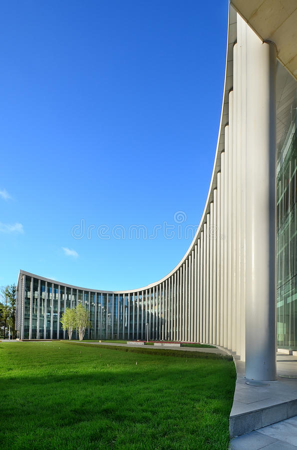 Download Office Building stock image. Image of built, concept - 26622055