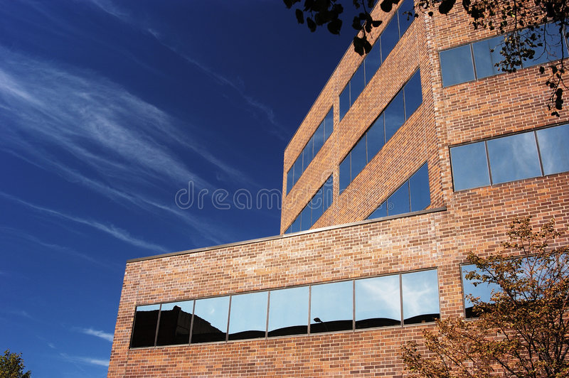 Download Office Building stock photo. Image of downtown, metropolitan - 316552