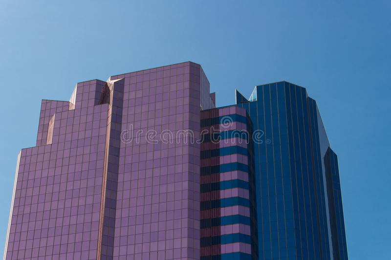 Download Office Building stock image. Image of financial, blue - 37696369