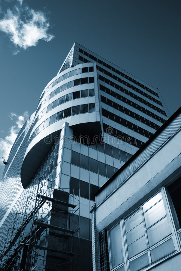 Free Office Building Stock Photo - 3782490