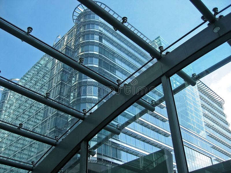 Download Office Building Stock Image - Image: 507231