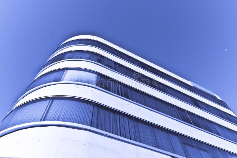 Download Office building stock image. Image of horizontal, metal - 5125677