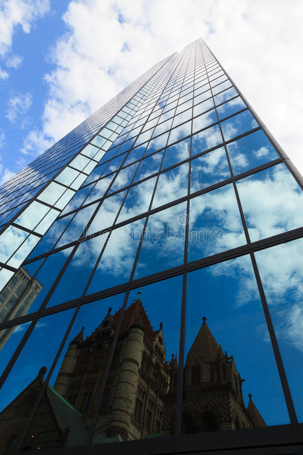 Download Office Building In Boston, Massachusetts Stock Image - Image: 26621561