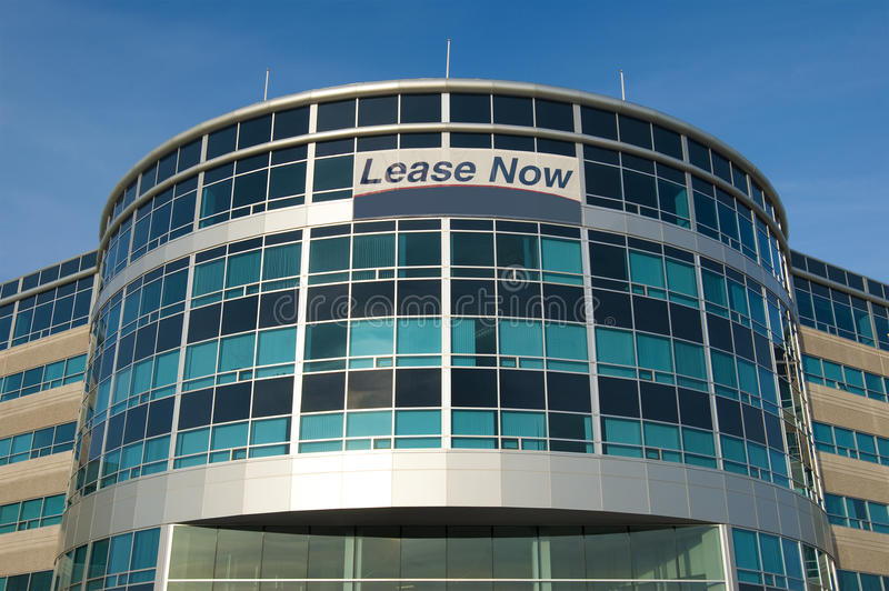 Download Office building for lease stock image. Image of enterprise - 17711407