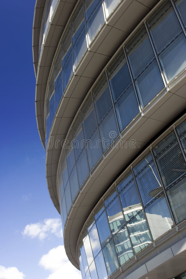 Office Building of London royalty free stock photo