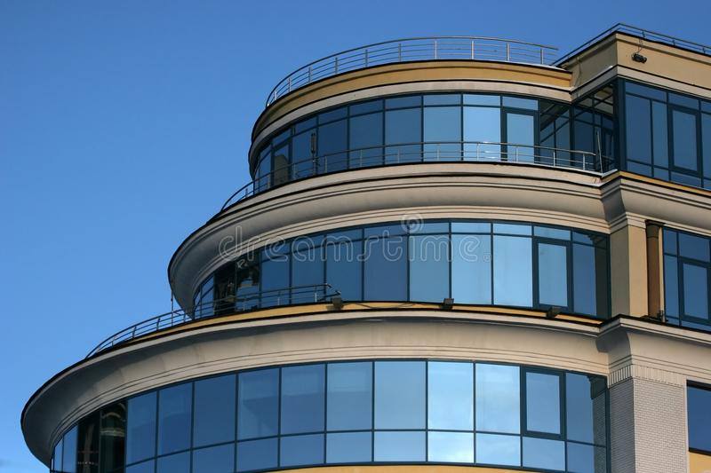 Download Office Building In Moscow, Russia Stock Image - Image: 12464243