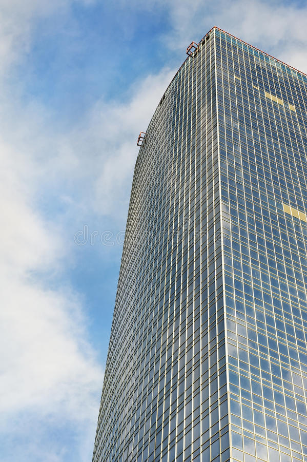 Download Office building and sky stock photo. Image of nobody - 26414750
