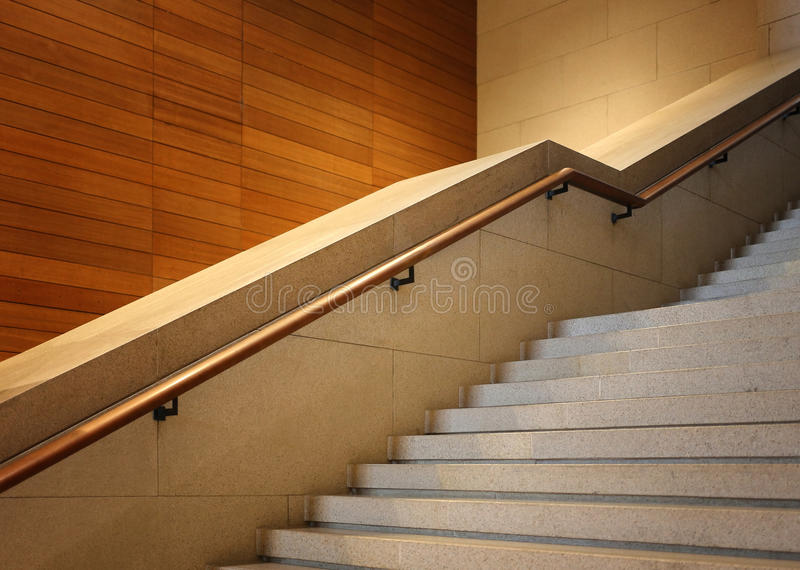 Office Building Steps royalty free stock image